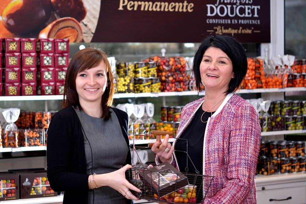 Boutique d'Usine François Doucet